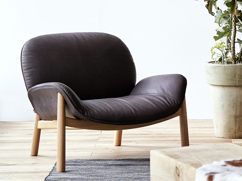M lounge chair for Arflex Japan - New project