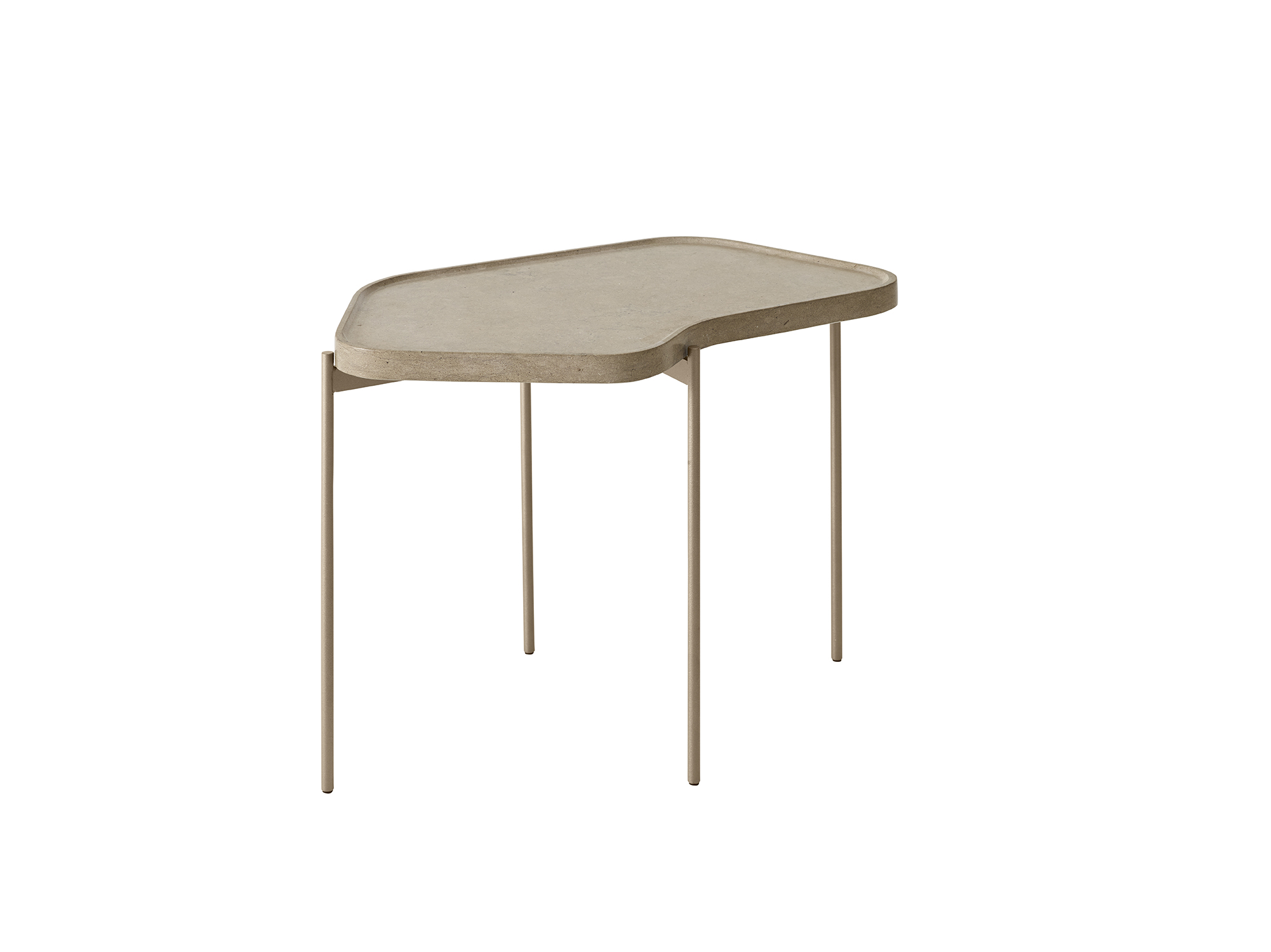 Pond sidetable for Swedese - Exhibiting at Swedese, Stockholm Furniture Fair, Stand A15:28