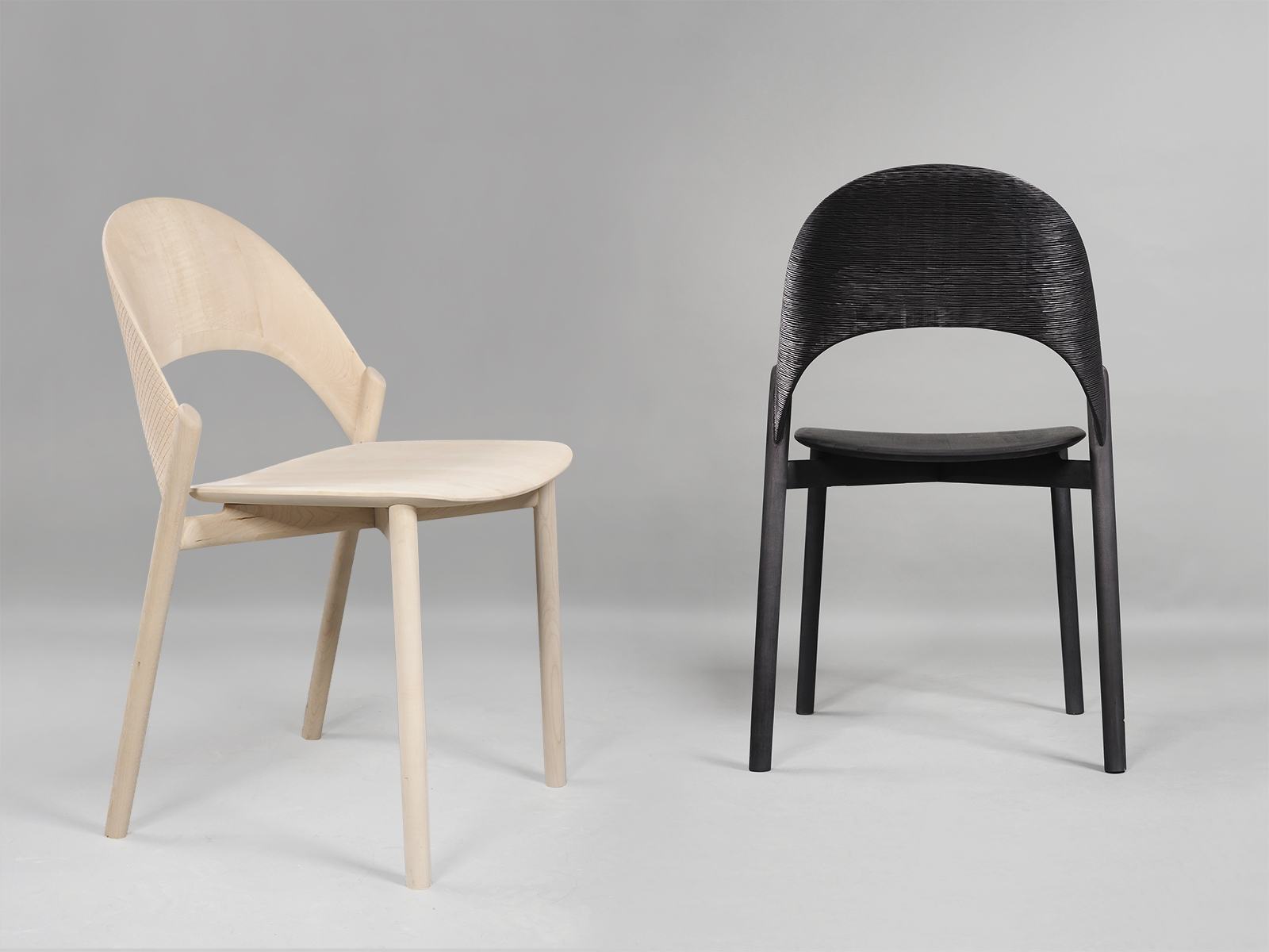 Sana Dining Chair For Zanat - New project launched at Salone Del Mobile Milano 2018
