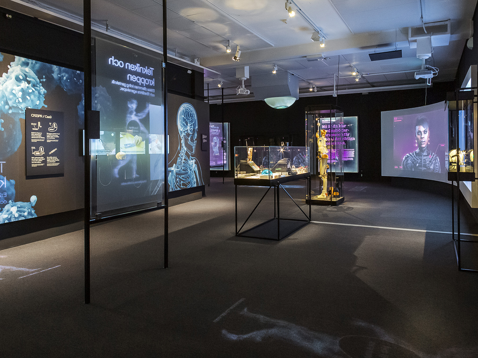 Hyper Human - A new exhibition opened at Tekniska museet in Stockholm March 2020